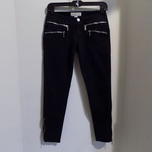 MICHAEL by MICHAEL KORS Black Denim Skinny Jeans